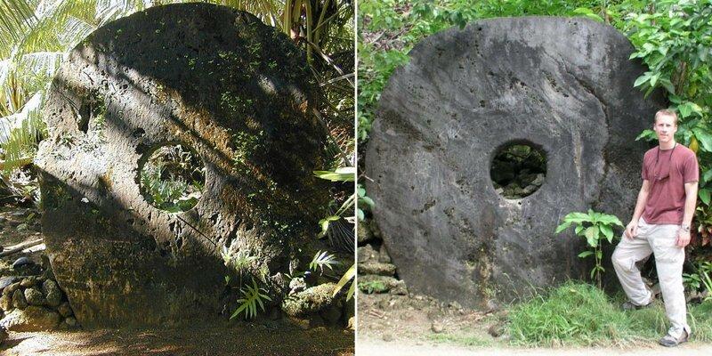 Почему эти огромные каменные деньги являются древними биткоинами-5 фото-