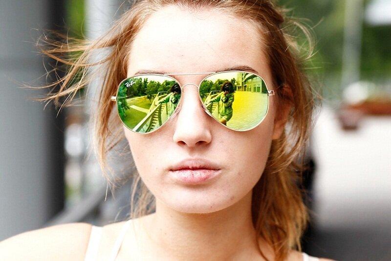Когда вредно и когда полезно носить солнцезащитные очки                      Интересное