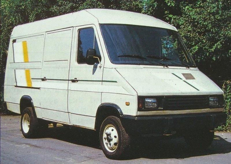 1.5-тонные фургоны из СССР: предшественники ГАЗели-13 фото-
