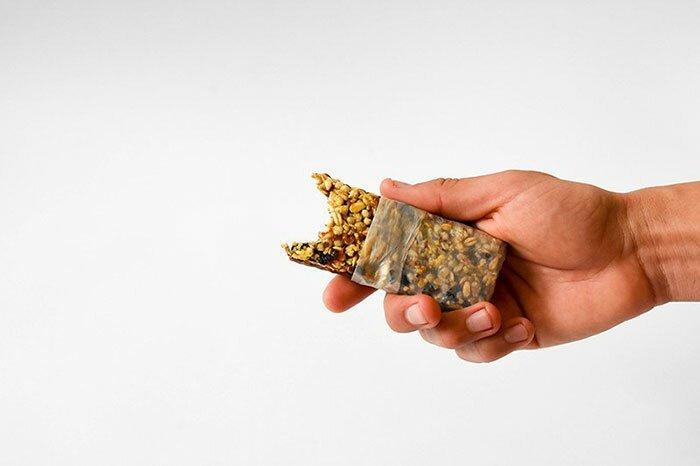 Ученые создали упаковку, которая полностью разлагается в земле-12 фото + 1 видео-