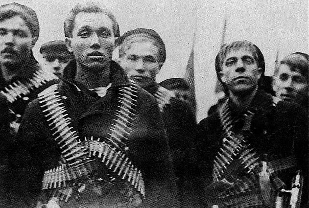 Кронштадтский мятеж 1921 года: мифы и обыденность-11 фото-