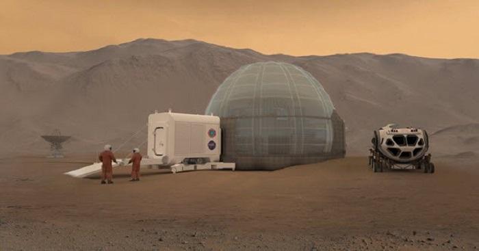 Будет ли жизнь на Марсе