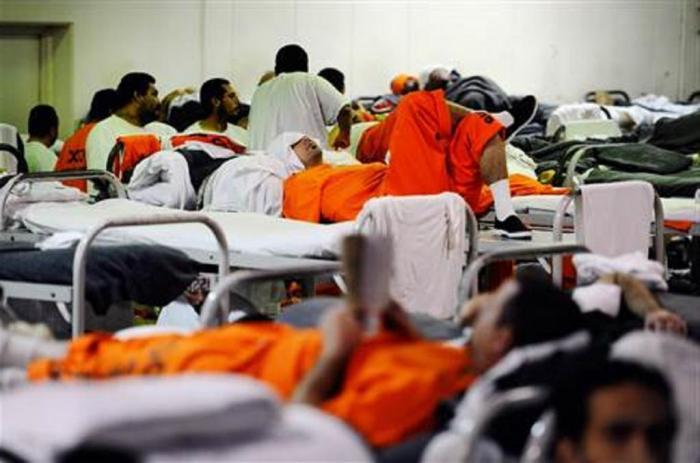 В Америке существовала экспериментальная тюрьма, где заключенным позволяли делать все, что они хотели -7 фото-