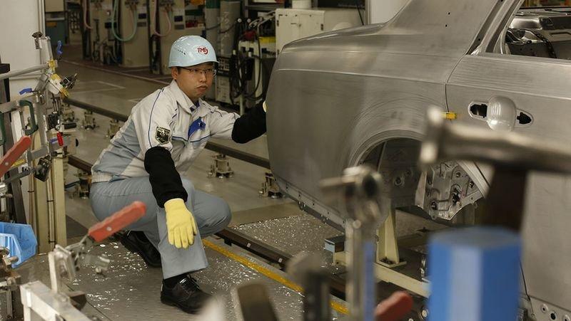 Японские традиции и педантичный подход в создании Toyota Century для семьи императора-14 фото-