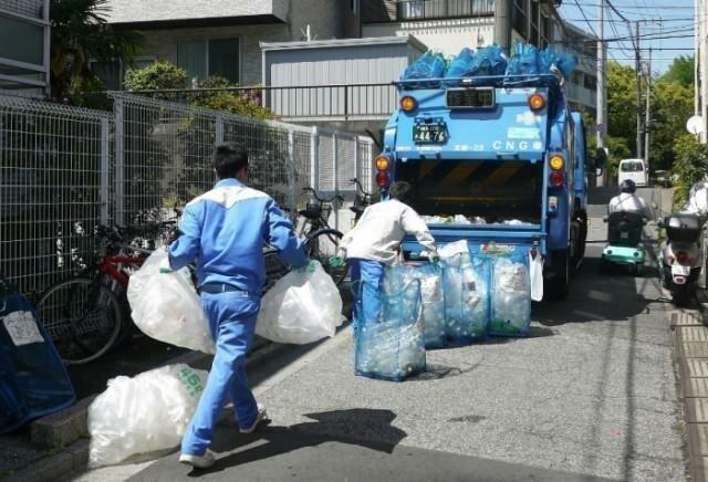 Как Япония поборола мусорные свалки, используя опыт СССР-6 фото + 1 видео-