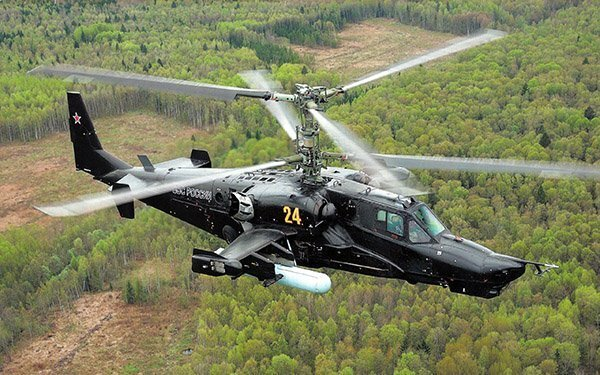 37 лет назад совершил свой первый полёт вертолёт Ка-50 -Чёрная акула-, 17 июня 1982 года-10 фото + 2 видео-