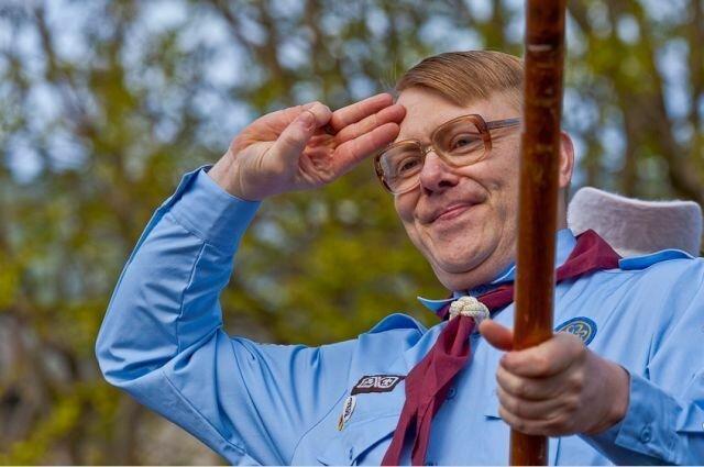 Йон Гнарр: комик, который стал мэром Рейкьявика-7 фото-