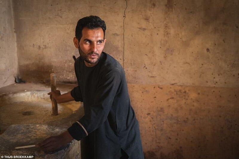 Повседневная жизнь в Афганистане глазами туриста с Запада-26 фото-