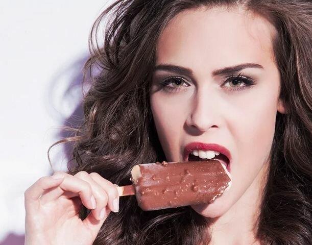 Мороженое помогает быть умным-1 фото-