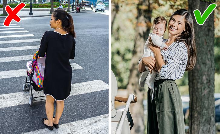 7 ошибок, которые сгоряча совершают почти все молодые мамы  Интересное