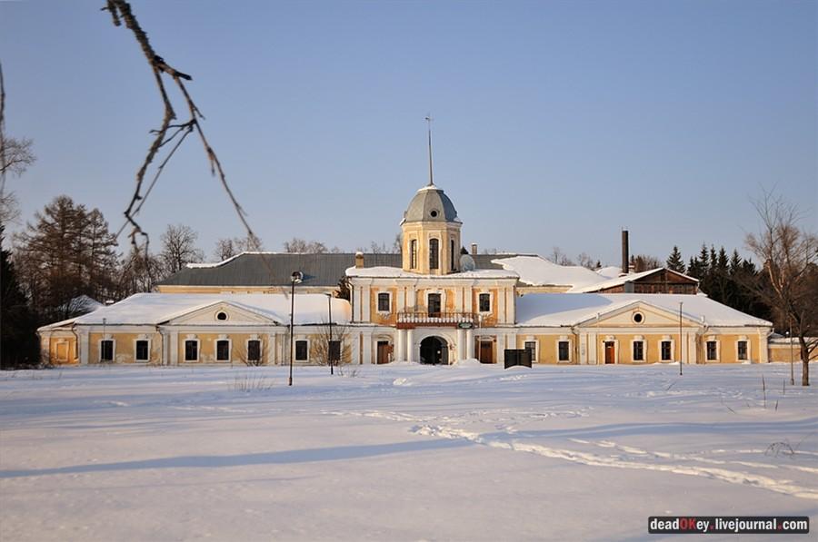 Самые красивые усадьбы России, которые стоит увидеть