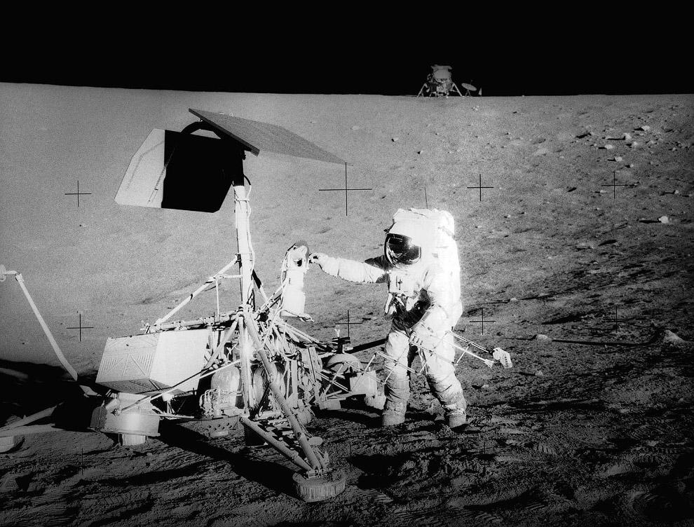 История исследований Луны