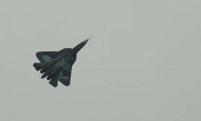 На что способен только российский истребитель пятого поколения Т-50