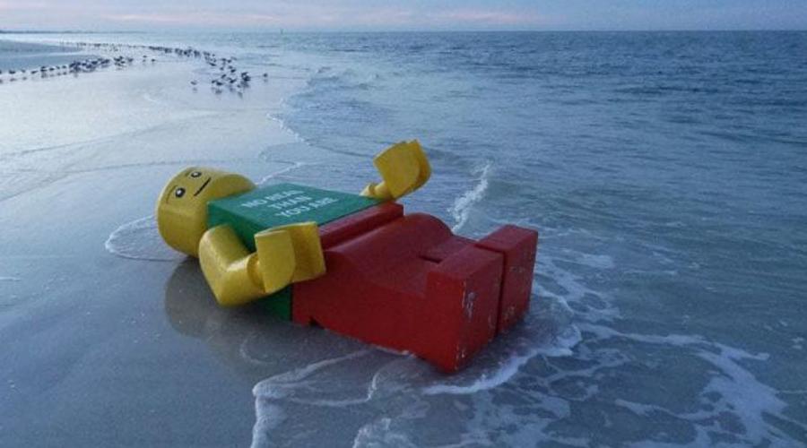 Необъяснимые вещи, найденные на берегу океана