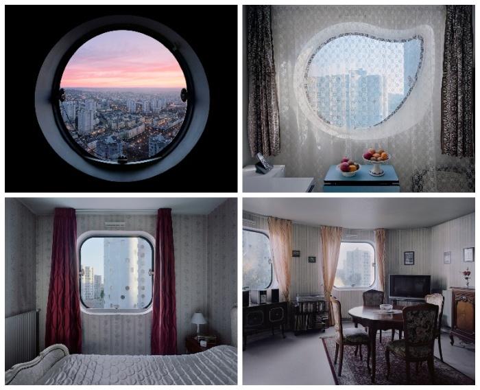 Забытые монументальные жилые комплексы предместья Парижа, которые навевают лишь тоску Интересное
