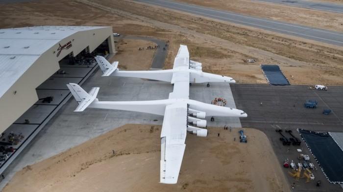 Не -StratoLaunch-, а -Геракл-: как американцы -умыкнули- советский самолет