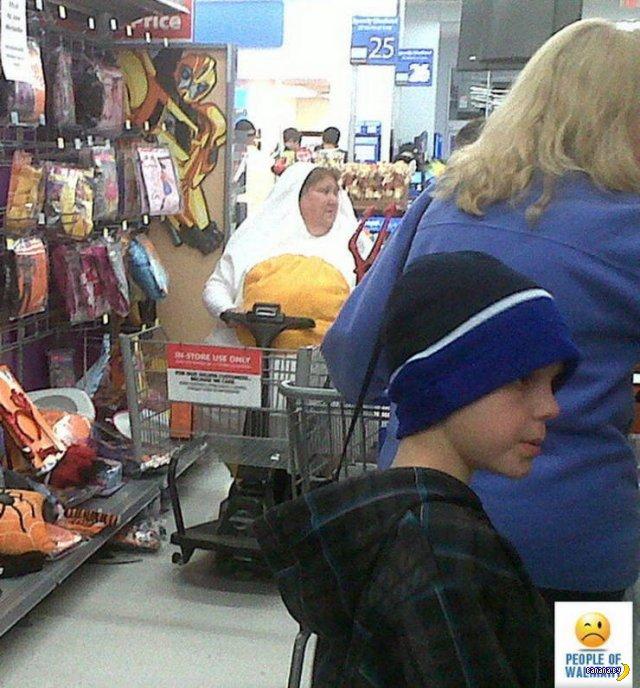 Яркие модники из Walmart - 22