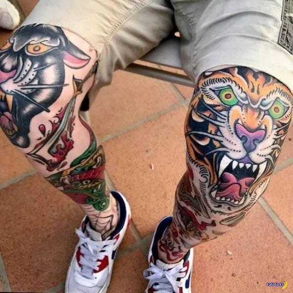 Татуировки на зависть - 123