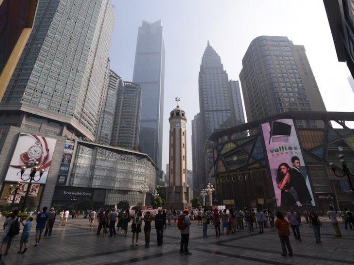 Города с самым большим населением