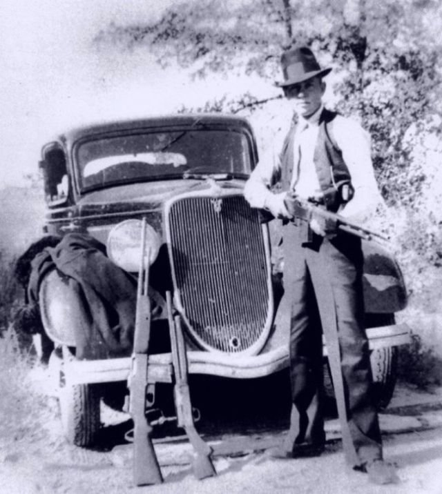 Благодарственное письмо известного гангстера Клайда - Генри Форду