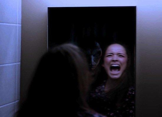 Вы видите призраков в зеркалах из-за феномена Трокслера Интересное