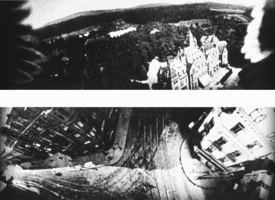 Голуби-фотографы для фотографирования пейзажей сверху