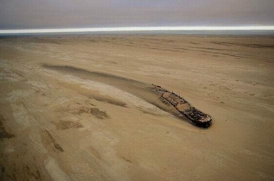 Самый знаменитый корабль в пустыне