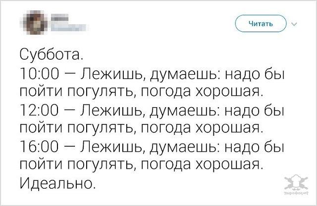 Народно-интернетные изречения о лени