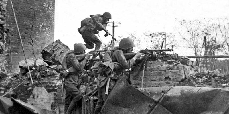 Судьба солдата в Сталинграде: как выжить в полыхающем городе                      Интересное