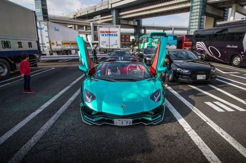 Грани автомобильной культуры Японии                      авто