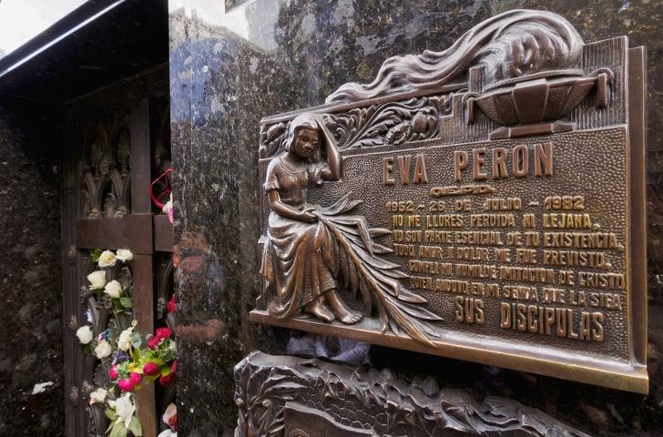 Как сложилась жизнь аргентинской Золушки, у которой вместо принца был диктатор