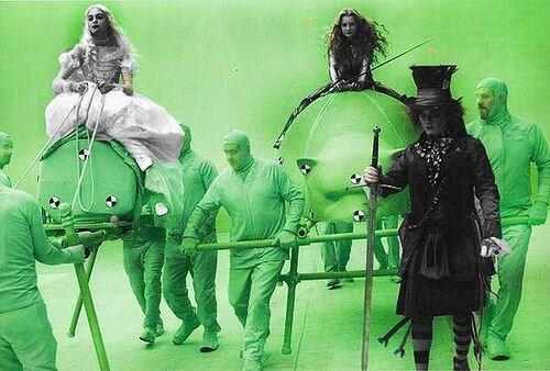 17 интересных фото за кадром известных фильмов, погружающих в магию кино-18 фото-