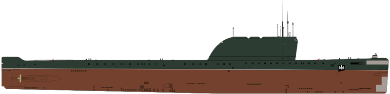 Авария на советской подводной лодке К-19 4 июля 1961 года                      Интересное