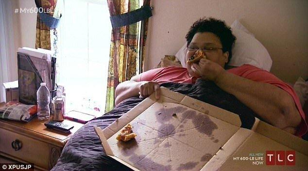 Минус 270: американке удалось похудеть в 5 раз                      Интересное