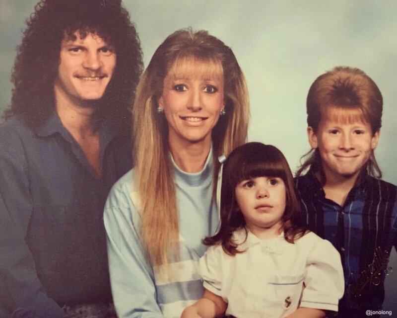20 фотографий из семейных архивов, неловкость которых чувствуется даже через монитор-20 фото-