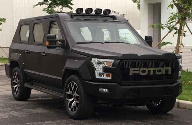 Китайцы стали делать автомобили с фальшивой броней                      авто