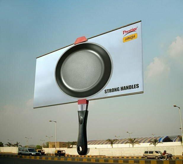 20 примеров креативной рекламы                      Интересное
