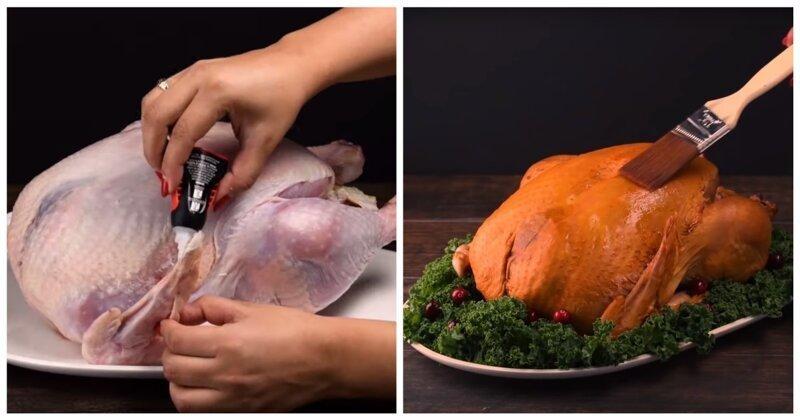 Как рекламщикам удается сделать еду такой аппетитной на вид-2 фото + 1 видео-