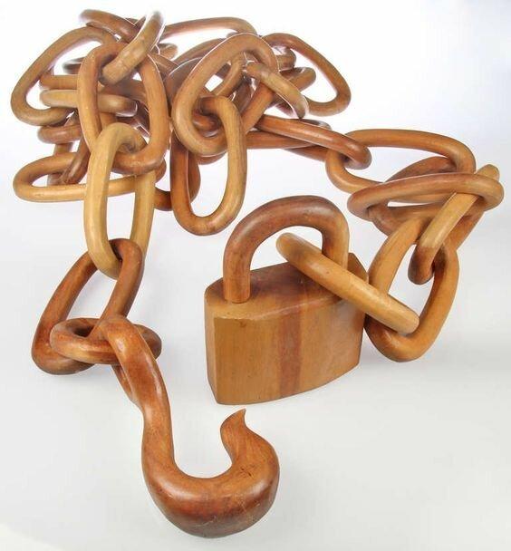25 примеров того, как из дерева вьют косы, закручивают в жгут и творят чудеса-25 фото + 1 видео-