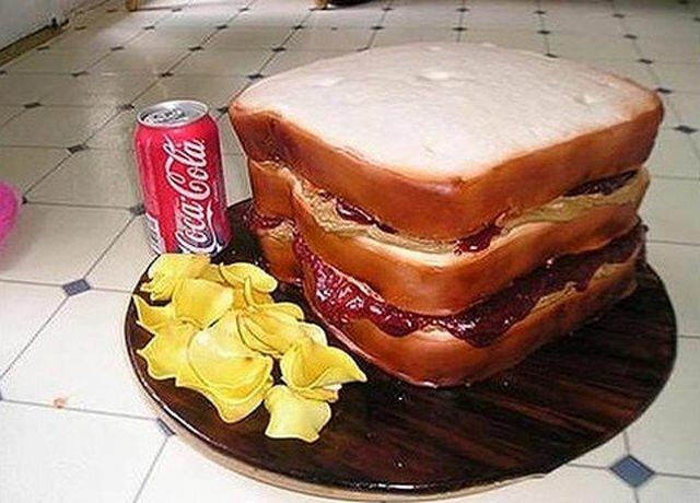 30 примеров блюд, глядя на которые, ты не знаешь, что ты ешь-34 фото-