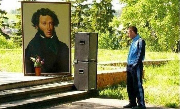 10 интересных фактов из жизни Пушкина Интересное