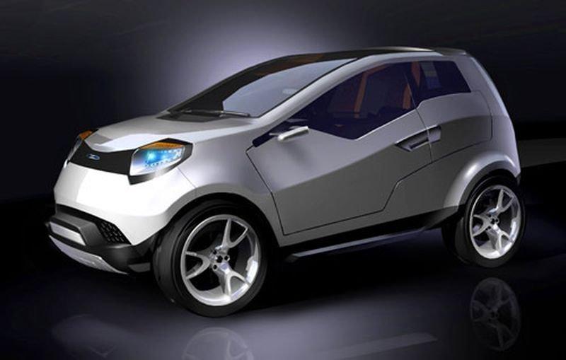 Студенческий концепт Lada Kalina 4x4, который даже не собирались запускать в серийное производство-10 фото-
