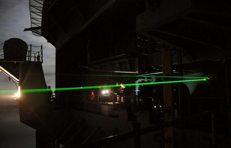 На учениях в Дагестане военные впервые применят лазерное оружие                      Интересное