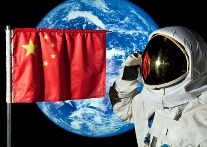 Китайский луноход Чанъэ-4 побывал на месте высадки американцев на луне, но...!-5 фото-