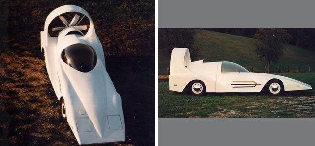 Необычные машины. Часть 5-30 фото-