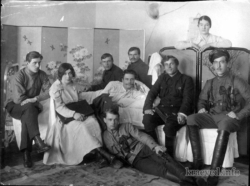 «Банда из Амура»: кем были в жизни прототипы знаменитой песни «Мурка»                      Интересное