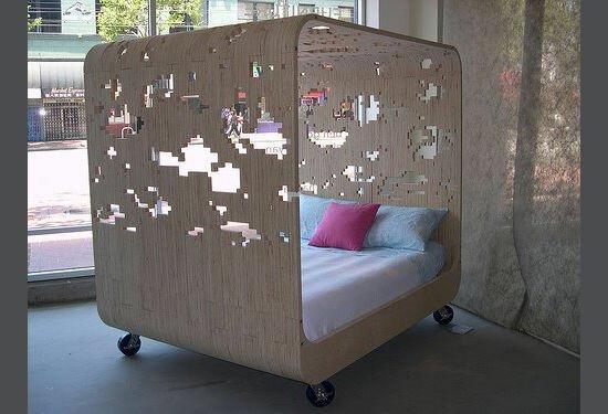 10 великолепных примеров креативной мебели-10 фото-