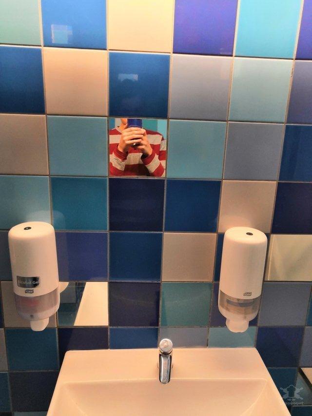 Себяжки в ванной, которые мы заслужили