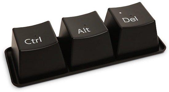 Любопытная история создания Ctrl+Alt+Delete