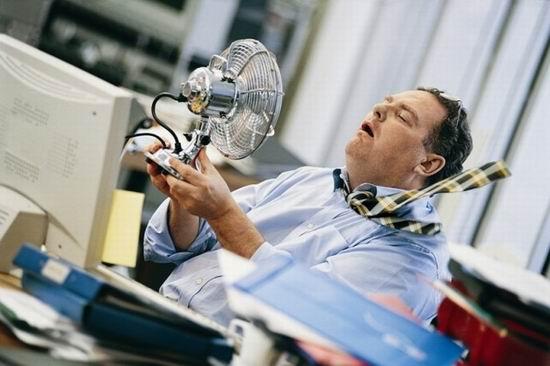Почему нам жарко при температуре воздуха ниже, чем температура нашего тела